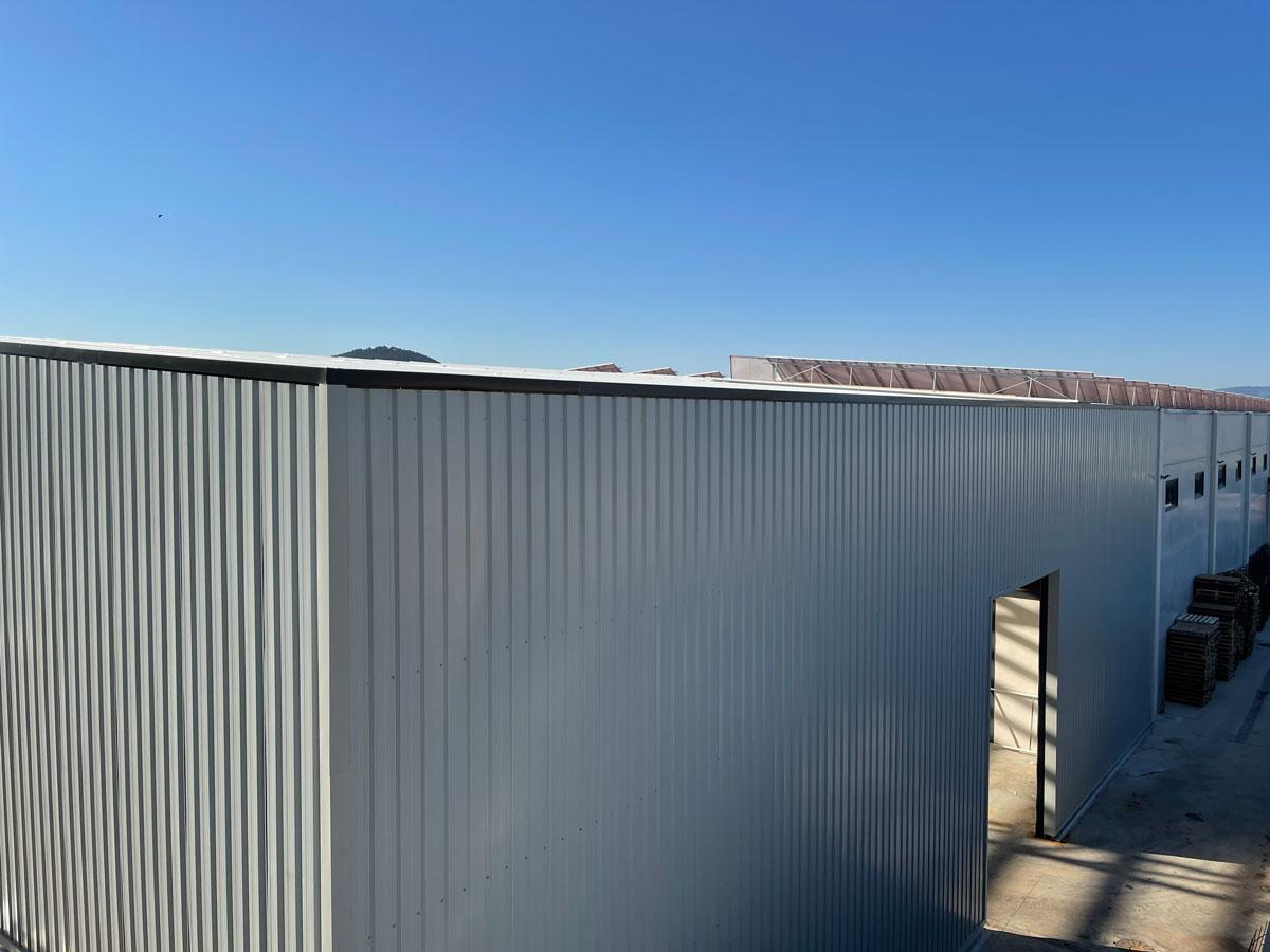 Plasal aumentará el 80% de su capacidad con la creación de un nuevo almacén